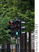 Купить «traffic light pedestrian traffic light green norway oslo», фото № 33189151, снято 26 мая 2020 г. (c) PantherMedia / Фотобанк Лори