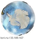 Купить «Antarctica on Earth», фото № 33189167, снято 25 мая 2020 г. (c) PantherMedia / Фотобанк Лори