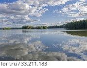 feldberg on the lake. Стоковое фото, фотограф Daniel Schidlowski / PantherMedia / Фотобанк Лори