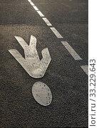Купить «Berlin, Germany, walking on a road», фото № 33229643, снято 5 декабря 2019 г. (c) Caro Photoagency / Фотобанк Лори