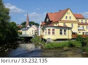 REgen in Zwiesel. Стоковое фото, фотограф Volker Rauch / PantherMedia / Фотобанк Лори