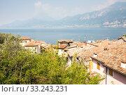 Castelletto at Lake Garda. Стоковое фото, фотограф Manfred Angermayr / PantherMedia / Фотобанк Лори