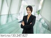 Купить «Asian Businesswoman portrait», фото № 33247827, снято 8 апреля 2020 г. (c) PantherMedia / Фотобанк Лори