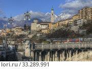 Belluno, Veneto, Belluno, Dolomites, Italy,. Стоковое фото, фотограф Joana Kruse / age Fotostock / Фотобанк Лори