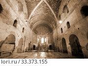 Interior of Saint Nicholas Church (2017 год). Стоковое фото, фотограф Юлия Белоусова / Фотобанк Лори