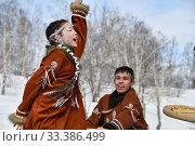 Коряки. Малые народности России. Редакционное фото, фотограф syngach / Фотобанк Лори