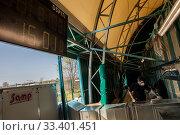 Купить «Work is progressing rapidly on the new field unit of the San Raffaele hospital of the IRCCS, financed by the fundraising launched by Chiara Ferragni and...», фото № 33401451, снято 19 марта 2020 г. (c) age Fotostock / Фотобанк Лори