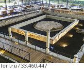 Купить «Vesunna Gallo-Roman Museum, Perigueux, Dordogne Department, Nouvelle Aquitaine, France.», фото № 33460447, снято 28 февраля 2020 г. (c) age Fotostock / Фотобанк Лори