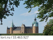 Купить «Kalmar Castle, Kalmar, Sweden.», фото № 33463927, снято 21 августа 2019 г. (c) age Fotostock / Фотобанк Лори