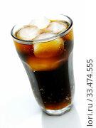 Купить «Cola soft drink», фото № 33474555, снято 2 апреля 2020 г. (c) easy Fotostock / Фотобанк Лори