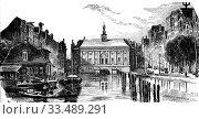 Купить «Established in 1602 by the Dutch East Indies Company and began trading in securities in Dutch trade in Asia.Investors suscribed in the precious resources in the East Indies. 1875 ( RM )», фото № 33489291, снято 26 мая 2020 г. (c) age Fotostock / Фотобанк Лори
