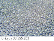 Background from water drops. Стоковое фото, фотограф Дмитрий Тищенко / Фотобанк Лори