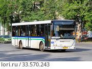 Nefaz 52997 (VDL Transit) (2012 год). Редакционное фото, фотограф Art Konovalov / Фотобанк Лори