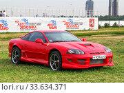Купить «Dodge Stealth», фото № 33634371, снято 6 июля 2012 г. (c) Art Konovalov / Фотобанк Лори