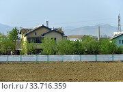 Купить «North Korea. Kaesong», фото № 33716359, снято 5 мая 2019 г. (c) Знаменский Олег / Фотобанк Лори