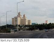 Купить «Cuba. Streets of Old Havana.», фото № 33725939, снято 27 января 2013 г. (c) Вознесенская Ольга / Фотобанк Лори