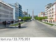 Купить «North Korea. Wonsan», фото № 33775951, снято 4 мая 2019 г. (c) Знаменский Олег / Фотобанк Лори