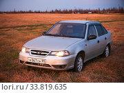 Купить «Daewoo Nexia», фото № 33819635, снято 19 мая 2020 г. (c) Art Konovalov / Фотобанк Лори