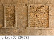 Купить «Background of brick wall texture», фото № 33826795, снято 8 июля 2020 г. (c) easy Fotostock / Фотобанк Лори