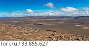 Купить «View from top of Ethiopian Bale Mountains National Park. Wilderness pure nature landscape, sunny day with blue sky. Ethiopia, Africa», фото № 33855627, снято 27 мая 2020 г. (c) easy Fotostock / Фотобанк Лори
