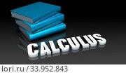 Calculus Class for School Education as Concept. Стоковое фото, фотограф Zoonar.com/Kheng Ho Toh / easy Fotostock / Фотобанк Лори