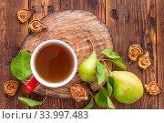 Dried fruits compote. Стоковое фото, фотограф Zoonar.com/Olena Yemchuk / age Fotostock / Фотобанк Лори