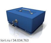 Купить «The box for the currency», фото № 34034763, снято 11 июля 2020 г. (c) easy Fotostock / Фотобанк Лори