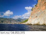 Купить «Sailing vessel in the Turkish port», фото № 34053315, снято 13 октября 2009 г. (c) Арестов Андрей Павлович / Фотобанк Лори