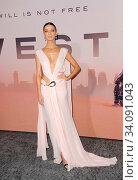 Angela Sarafyan at the HBO's 'Westworld' Season 3 premiere held at the TCL Chinese Theatre in Hollywood, USA on March 5, 2020. Стоковое фото, фотограф Zoonar.com/Lumeimages / age Fotostock / Фотобанк Лори