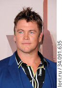 Luke Hemsworth at the HBO's 'Westworld' Season 3 premiere held at the TCL Chinese Theatre in Hollywood, USA on March 5, 2020. Стоковое фото, фотограф Zoonar.com/Lumeimages / age Fotostock / Фотобанк Лори