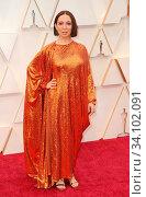Купить «Maya Rudolph at the 92nd Academy Awards held at the Dolby Theatre in Hollywood, USA on February 9, 2020.», фото № 34102091, снято 9 февраля 2020 г. (c) age Fotostock / Фотобанк Лори