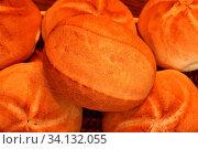 Brötchen, Semmel, Wasserbröchen, bread roll, roll, bread bun. Стоковое фото, фотограф Zoonar.com/Jürgen Vogt / easy Fotostock / Фотобанк Лори