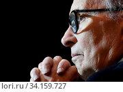 Ennio Morricone,Milan, ITALY-27-02-2019. Редакционное фото, фотограф Flavio Lo Scalzo / AGF/Flavio Lo Scalzo / AGF / age Fotostock / Фотобанк Лори