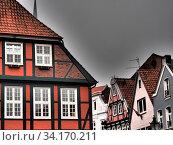 Купить «Stade im alten land», фото № 34170211, снято 9 июля 2020 г. (c) easy Fotostock / Фотобанк Лори