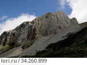 Купить «Chaiserstock, kaiserstock, wandern, nebel, wolke, wolken, meteorologie, bergwandern, BERGSPORT, URNER ALPEN, SCHWEIZ, ALPEN, BERG, BERGE, GIPFEL, LANDSCHAFT...», фото № 34260899, снято 6 августа 2020 г. (c) easy Fotostock / Фотобанк Лори