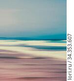Seascape, seaview and coastline concept - Abstract vintage coastal... Стоковое фото, фотограф Zoonar.com/Anneleven.com / easy Fotostock / Фотобанк Лори