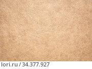 Texture of brown Brazilian banana paper with lightly raised fibers. Стоковое фото, фотограф Zoonar.com/Marek Uliasz / easy Fotostock / Фотобанк Лори