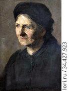 Moest Hermann - Charakter Portrait - German School - 19th Century. Редакционное фото, фотограф Artepics / age Fotostock / Фотобанк Лори