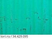 Türkise Metall Wand von Container mit Rost als Hintergrund Textur. Стоковое фото, фотограф Zoonar.com/Robert Kneschke / age Fotostock / Фотобанк Лори