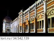 Melbourne, Australia - February 21 - The Royal Exhibition Buildings... Стоковое фото, фотограф Zoonar.com/Chris Putnam / easy Fotostock / Фотобанк Лори