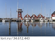 Hafen von Bagenkop, Insel Langeland, Dänemark, Europa | Bagenkop ... Стоковое фото, фотограф Peter Schickert / age Fotostock / Фотобанк Лори