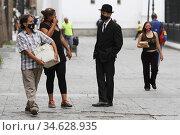 Jesús García, actor, dancer and choreographer with the Institute ... Стоковое фото, фотограф Bernardo Suarez / INA Photo Agency / age Fotostock / Фотобанк Лори