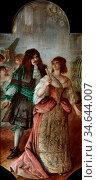 Cormon Fernand - Décors Du Petit Palais 12 - Le Xviie Siècle (Le ... Стоковое фото, фотограф Artepics / age Fotostock / Фотобанк Лори