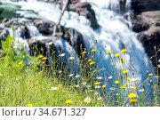 Snoqualmie Falls in Washington. Стоковое фото, фотограф Zoonar.com/Alex Grichenko / age Fotostock / Фотобанк Лори