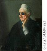 Henry George - Portrait of Annette Peile - British School - 19th ... Редакционное фото, фотограф Artepics / age Fotostock / Фотобанк Лори