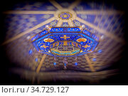 Kubinka, Russia - July 26, 2020: Interior of the Main Temple of the... Стоковое фото, фотограф Zoonar.com/Alexey Lagutkin / easy Fotostock / Фотобанк Лори