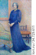 Petitjean Hippolyte - Portrait De Louise Claire Chardon - French ... Стоковое фото, фотограф Artepics / age Fotostock / Фотобанк Лори