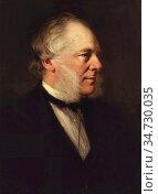 Reid Sir George - Samuel Smiles - British School - 19th Century. Редакционное фото, фотограф Artepics / age Fotostock / Фотобанк Лори
