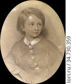 Richmond George - Portrait of John Luke George Hely-Hutchinson 5th... Редакционное фото, фотограф Artepics / age Fotostock / Фотобанк Лори