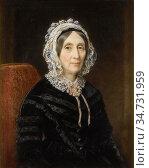 Ross Sir William - Jane Hawker Lady Seymour - British School - 19th... Редакционное фото, фотограф Artepics / age Fotostock / Фотобанк Лори